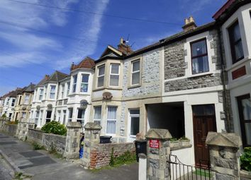 Thumbnail 3 bed flat for sale in Southend Road, Weston-Super-Mare