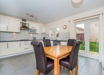 Thumbnail 4 bed town house for sale in Livingstone Road, Yaxley, Peterborough