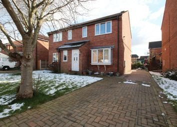 Thumbnail 3 bed semi-detached house to rent in Blakeley Grove, York