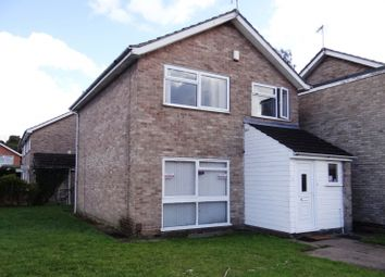 Thumbnail 4 bed detached house to rent in Swenson Avenue, Nottingham