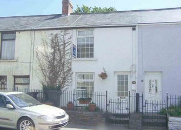 Thumbnail 2 bed cottage to rent in Commercial Road, Rhydyfro, Pontardawe, Swansea