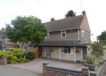 Thumbnail 3 bed semi-detached house for sale in Brooke Road, Oakham