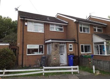 Thumbnail 3 bedroom end terrace house for sale in Moorton Park, Burnage, Manchester, Greater Manchester