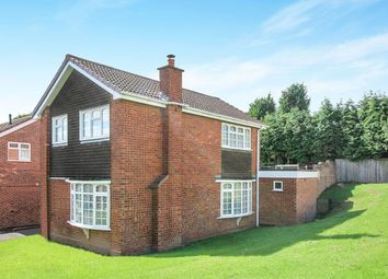 Thumbnail 3 bed detached house for sale in Denbury Close, Heath Hayes, Cannock