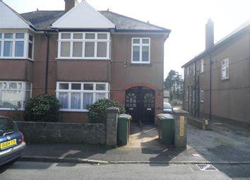 Thumbnail 3 bedroom flat to rent in Morrish Park, Plymstock, Plymouth