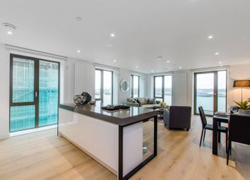 Thumbnail 2 bed flat for sale in Royal Wharf, Docklands, London