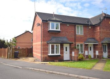 Thumbnail 2 bedroom town house for sale in Cairngorm Drive, Sinfin, Derby