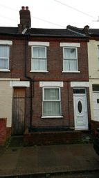 Thumbnail 2 bed terraced house for sale in Shirley Road, Luton