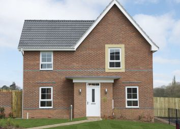 "Thumbnail 4 bedroom detached house for sale in ""Lincoln"" at Fen Street, Brooklands, Milton Keynes"