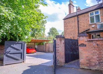 Thumbnail 3 bed property for sale in St. Marys Road, Leamington Spa
