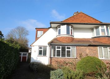 Thumbnail 4 bedroom semi-detached house for sale in Greenwood Close, Petts Wood, Orpington, Kent