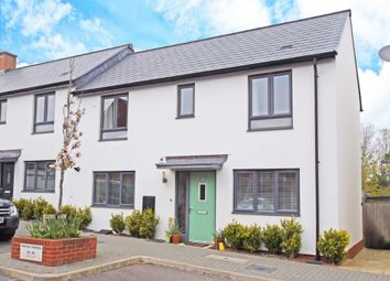 Thumbnail 3 bedroom semi-detached house to rent in Milbury Farm Meadow, Exminster, Exeter, Devon