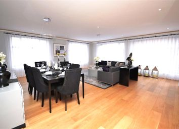 Thumbnail 3 bed flat for sale in Dollis Park, Church End, London