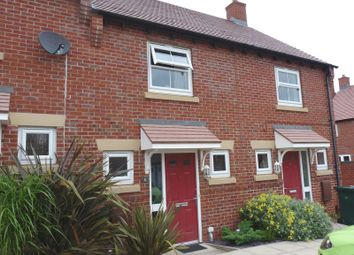 Thumbnail 2 bed semi-detached house to rent in Hope Way, Church Gresley, Swadlincote