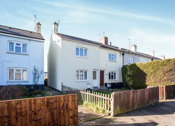 Thumbnail 3 bed end terrace house for sale in Exning Road, Newmarket