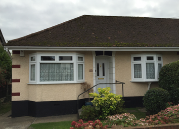 Thumbnail 2 bed bungalow to rent in Glenmere Park Avenue, Thundersley, Benfleet