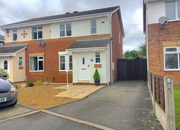 Thumbnail 3 bed semi-detached house for sale in Haywoods Farm, West Bromwich, West Midlands