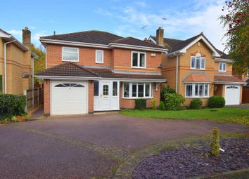Thumbnail 4 bed property for sale in Callow Hill Way, Littleover, Derby