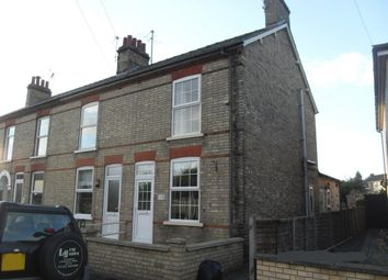 Thumbnail 2 bed end terrace house to rent in Potters Lane, Ely