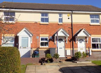 Thumbnail 2 bed terraced house for sale in Brittany Road, Exmouth, Devon