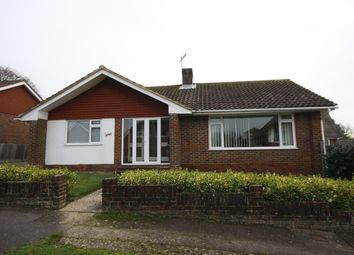Thumbnail 2 bed bungalow for sale in Roedean Close, Bexhill On Sea