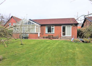 Thumbnail 2 bed detached bungalow for sale in Albion Way, Cramlington