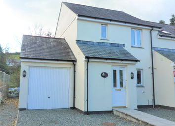 Thumbnail 2 bed semi-detached house to rent in Priory Mews, Launceston