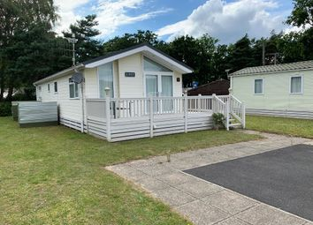 2 bed lodge for sale in St Leonards, Dorset BH24