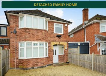 3 bed detached house for sale in Thorpe Drive, Wigston, Leicester LE18