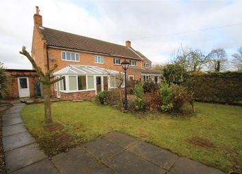 Thumbnail 3 bed property for sale in 4 Holmes Crescent, Welburn, York