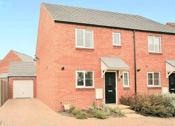 Thumbnail 3 bed semi-detached house for sale in Darby Close, Bloxham, Banbury