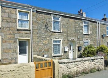 Thumbnail 2 bed terraced house for sale in Roskear Road, Camborne
