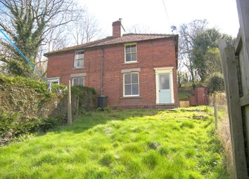 Thumbnail 2 bed semi-detached house to rent in Old Hill, Ashbourne