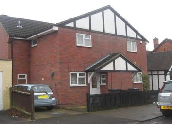 Thumbnail 3 bed property to rent in Cowper Road, Bedford