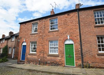 Thumbnail 2 bed terraced house to rent in Greenway Street, Handbridge, Chester