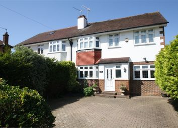 5 bed semi-detached house for sale in Laleham Road, Staines-Upon-Thames, Surrey TW18