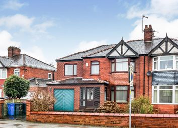 Thumbnail 5 bed semi-detached house for sale in Victoria Road, Salford, Greater Manchester