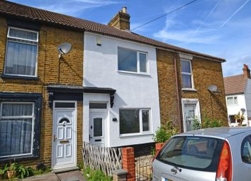 Thumbnail 3 bed terraced house to rent in Goodnestone Road, Sittingbourne
