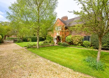 Thumbnail 3 bed detached house for sale in Old North Road, Bourn, Cambridge