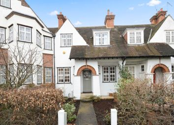 Thumbnail 3 bed terraced house for sale in Ludlow Road, London