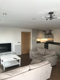 Thumbnail 1 bed flat to rent in Fox Street, Leicester