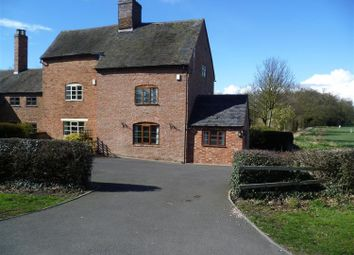 Thumbnail 2 bed cottage to rent in Ashby Road, Tamworth, Staffordshire