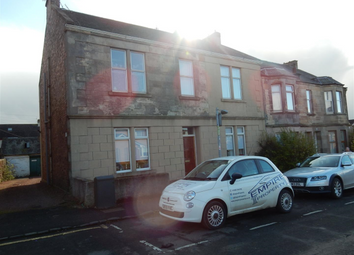 Thumbnail 2 bed flat to rent in Russell Street, Wishaw