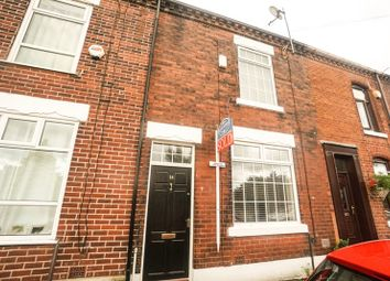 Thumbnail 2 bed terraced house to rent in Heaton Road, Lostock, Bolton