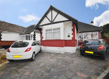Thumbnail 2 bed detached bungalow for sale in Marshall Close, Leigh On Sea, Essex