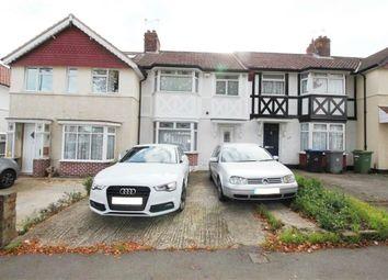 Thumbnail 3 bedroom terraced house to rent in Harrow Road, Wembley