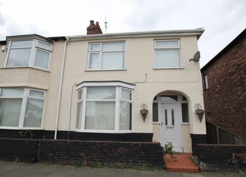 Thumbnail 3 bed semi-detached house for sale in Lance Lane, Wavertree, Liverpool