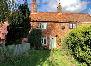 Thumbnail 2 bed terraced house for sale in Church Path, Earsham, Bungay