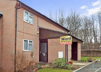 Thumbnail 1 bedroom flat for sale in Sultan Road, Lords Wood, Chatham, Kent