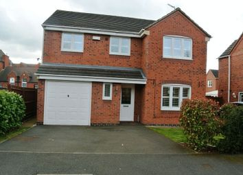 Thumbnail 4 bed detached house for sale in Lindley Avenue, Huthwaite, Sutton-In-Ashfield